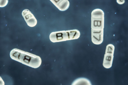Witaminy z grupy B: witamina B9, witamina B12, witamina B17